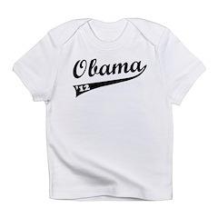 Obama 2012 Swish Infant T-Shirt