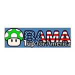 Obama 1up for America 42x14 Wall Peel