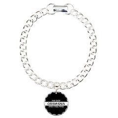 I've Got Obamania! Charm Bracelet, One Charm