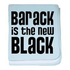 Barack the New Black baby blanket