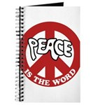 Peace is the word Journal
