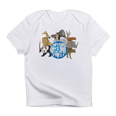 They Were Here First Infant T-Shirt