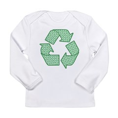 Path to Recycling Long Sleeve Infant T-Shirt