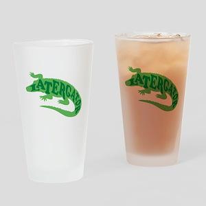 Later Gator Pint Glass