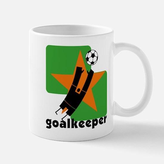 Star Goalkeeper Mug