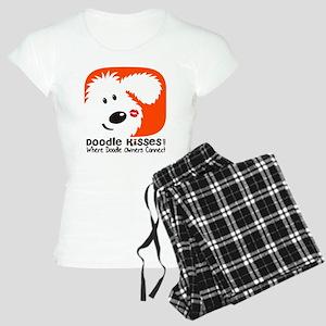 Doodle Kisses Women's Light Pajamas