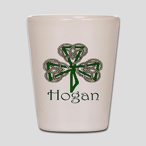 Hogan Shamrock Shot Glass