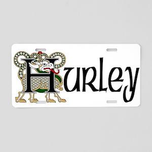 Hurley Celtic Dragon Aluminum License Plate