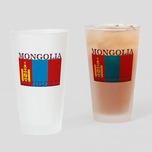 Mongolia Pint Glass