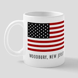 Fireworks - Woodbury, NJ (Jul Mug