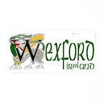 Wexford Aluminum License Plate