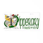 Tipperary Aluminum License Plate