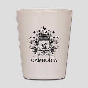 Buddha Cambodia Shot Glass