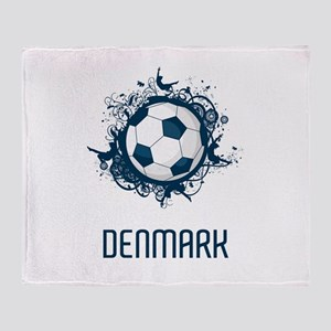 Hip Denmark Throw Blanket