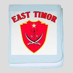 East Timor baby blanket