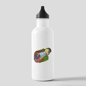 Designer Camcorder Stainless Water Bottle 1.0L