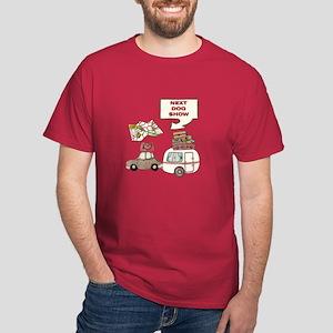 Next Dog Show Dark T-Shirt
