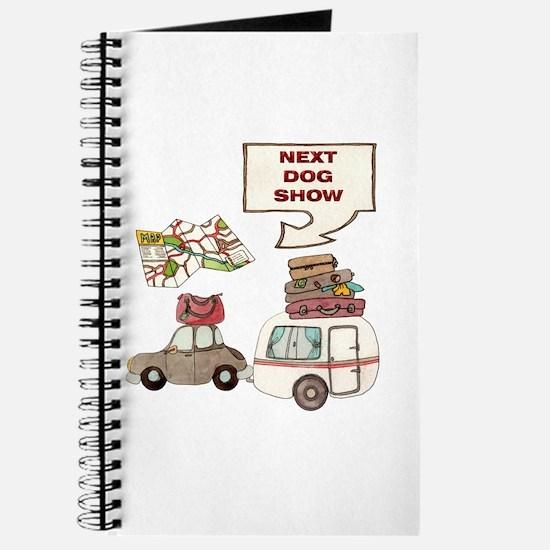 Next Dog Show Journal