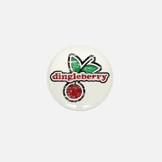 Dingleberry Mini Button