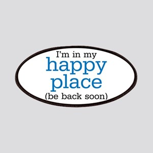 Happy Place Patches