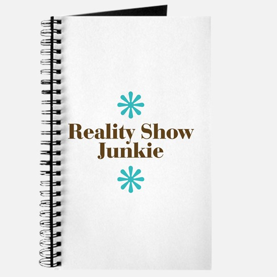Reality Show Junkie Journal