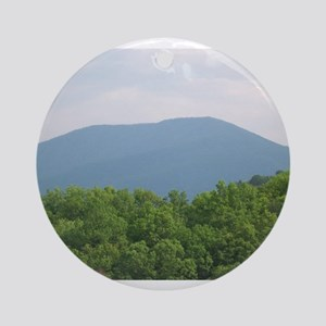 Great Smokey Mountains Ornament (Round)