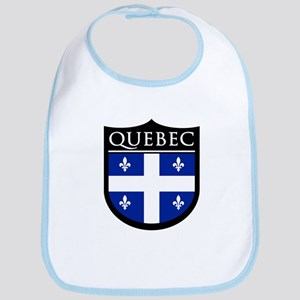 Quebec Flag Patch Bib