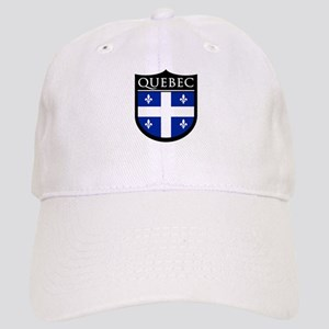 Quebec Flag Patch Cap