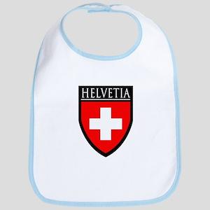 Swiss (HELVETIA) Patch Bib