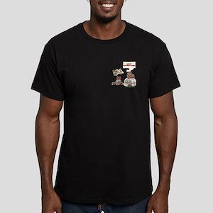 Next Adventure Men's Fitted T-Shirt (dark)