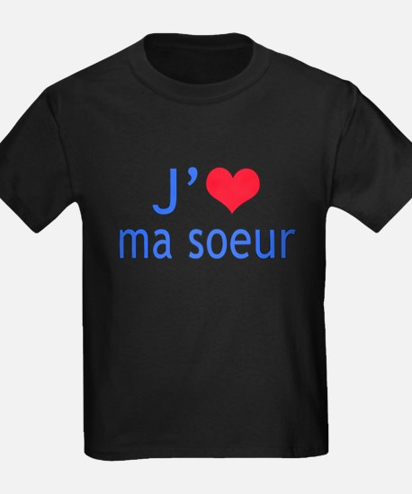 I Love Sister (French) T