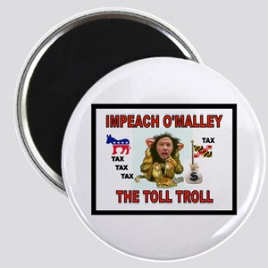 "VOTE HIM OUT ! 2.25"" Magnet (10 pack)"