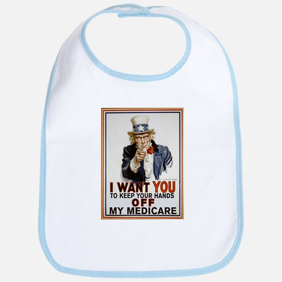 Congress, Don't Touch Medicare Bib