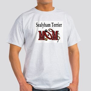 Sealyham Terrier Ash Grey T-Shirt