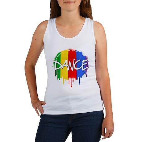 CR:DANCE Women's Tank Top