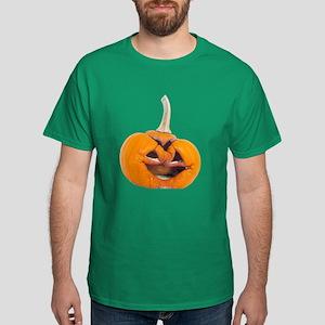 Rotten Jack-o-Lantern Dark T-Shirt