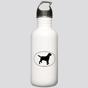 All Lab Outline Stainless Water Bottle 1.0L