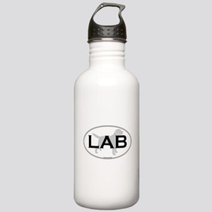 LAB II Stainless Water Bottle 1.0L