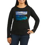 Success Women's Long Sleeve Dark T-Shirt