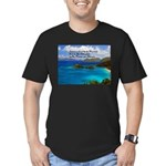 Success Men's Fitted T-Shirt (dark)
