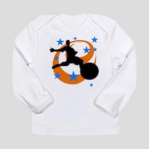Just Kick Soccer Long Sleeve Infant T-Shirt