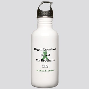 Brother Transplant Stainless Water Bottle 1.0L