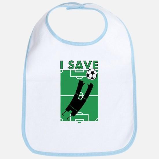 Soccer I Save Bib
