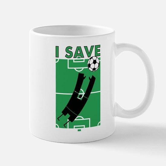 Soccer I Save Mug