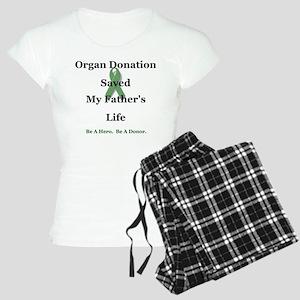 Father Transplant Women's Light Pajamas