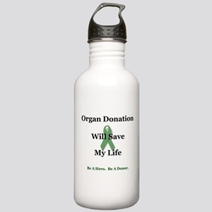My Organ Donation Stainless Water Bottle 1.0L