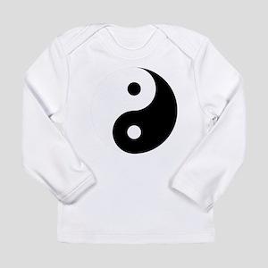 Yin And Yang Infant Long Sleeve T-Shirt