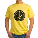 USS DARBY Yellow T-Shirt