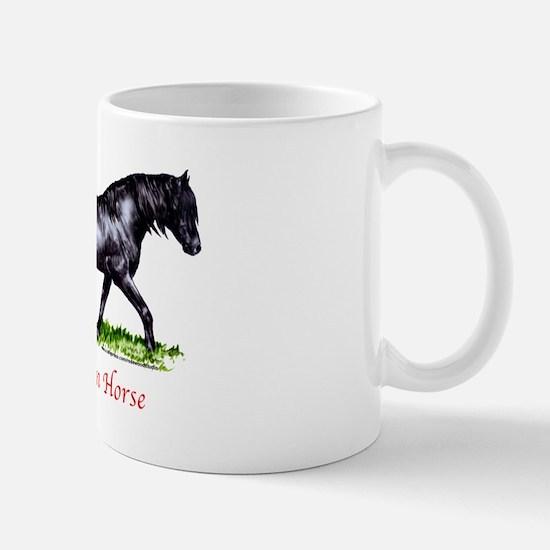 Canadian Horse Mug