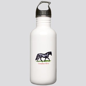 Canadian Horse Stainless Water Bottle 1.0L